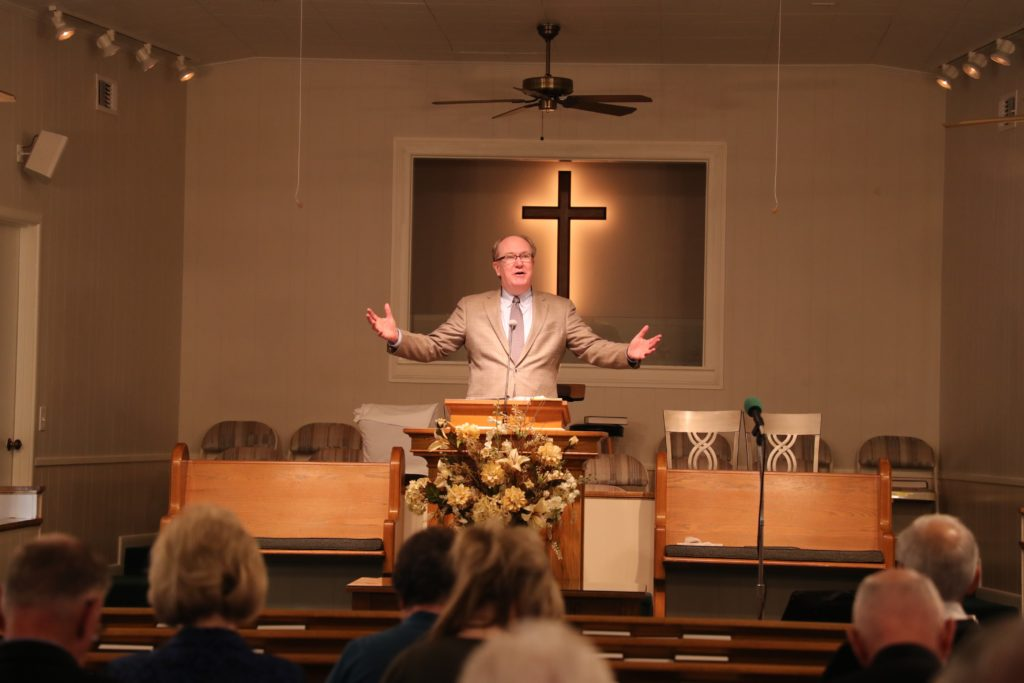 Pastor Joe Bailey | Speegleville Baptist Church
