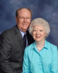 Pastor Joe and Angela Bailey