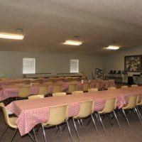 Fellowship Hall | Speegleville Baptist Church