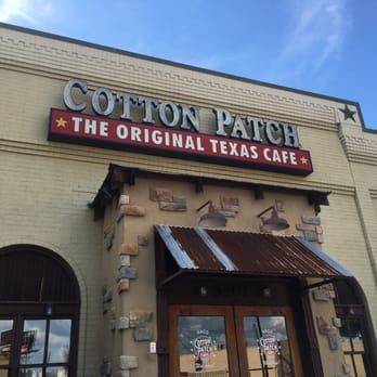Cotton Patch in Waco Texas